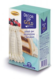 Creme Vegetali UHT Zuccherate Decor Up Gold - Master Martini