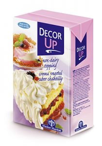 Creme Vegetali UHT Zuccherate Decor Up - Master Martini